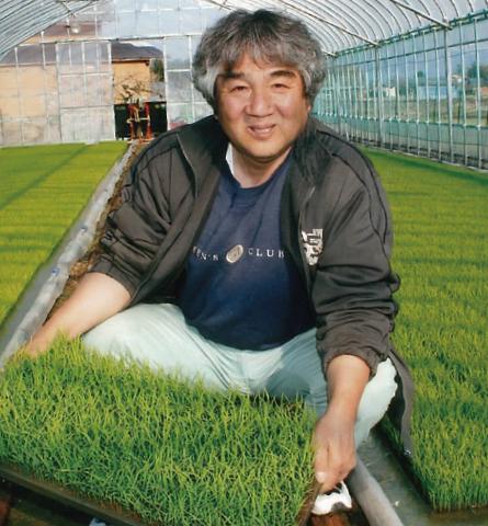 生産者伊藤さんの写真